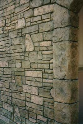 Concrete Wall Overlays